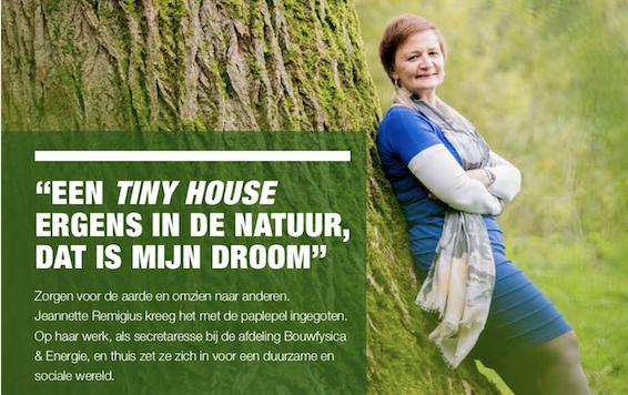 dromen van een tiny house